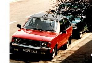 1979 Talbot Sunbeam