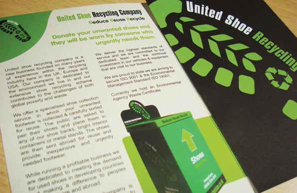 United Shoe - Branding