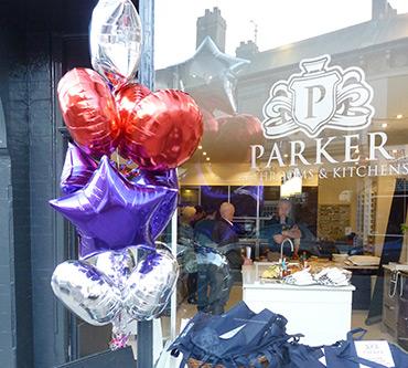 Parker Kitchens